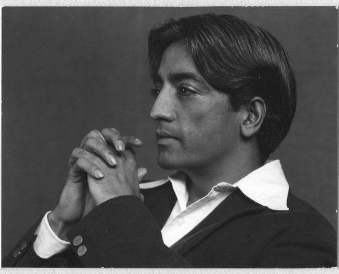 Young Krishnamurti